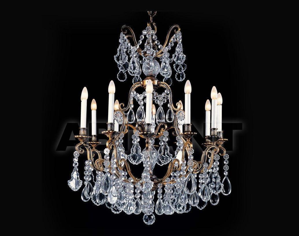 Купить Люстра Badari Lighting Candeliers With Crystals B4-905/12
