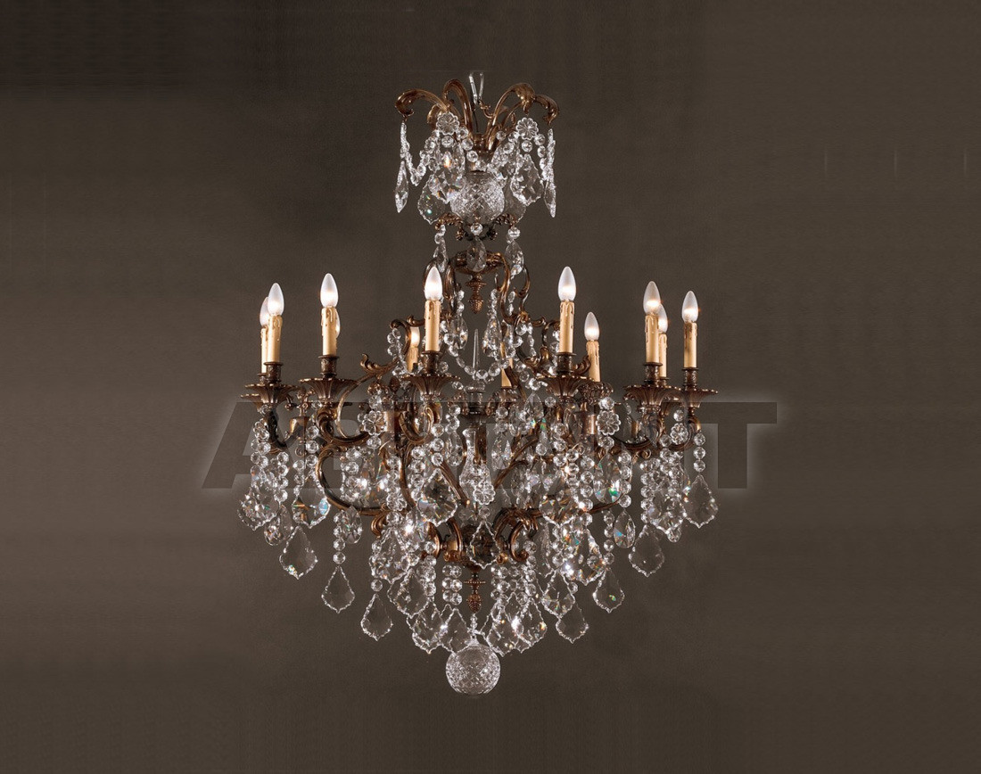 Купить Люстра Badari Lighting Candeliers With Crystals B4-66/12