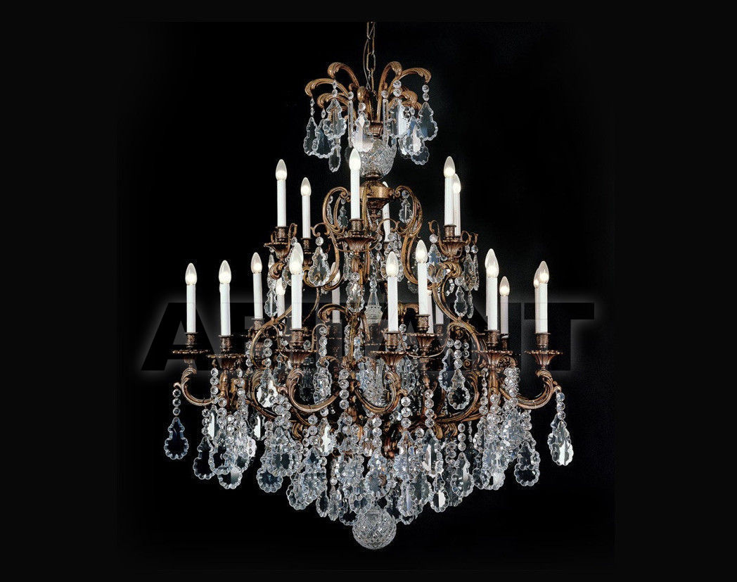 Купить Люстра Badari Lighting Candeliers With Crystals B4-66/24
