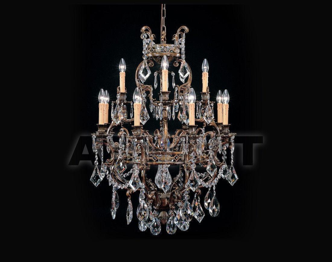 Купить Люстра Badari Lighting Candeliers With Crystals B4-441/12