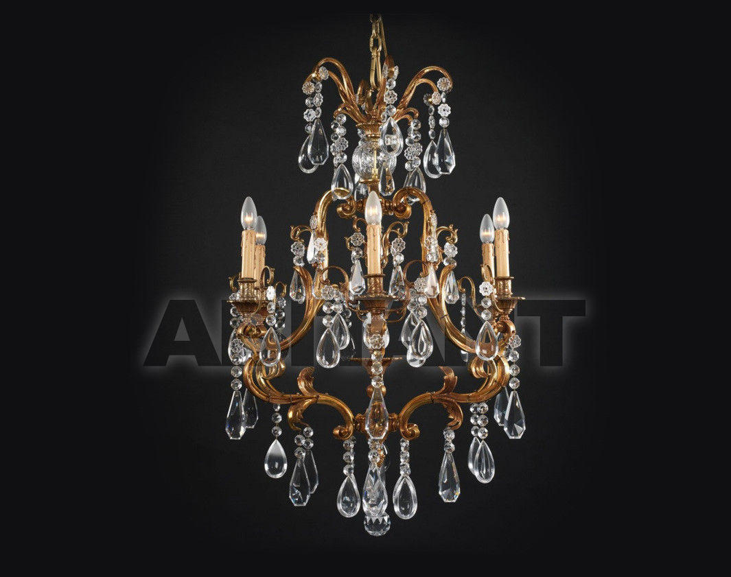Купить Люстра Badari Lighting Candeliers With Crystals B4-42/6