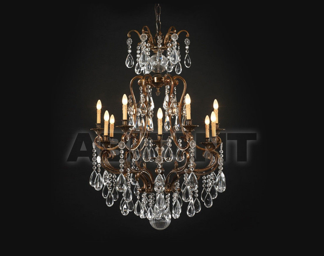 Купить Люстра Badari Lighting Candeliers With Crystals B4-42/12