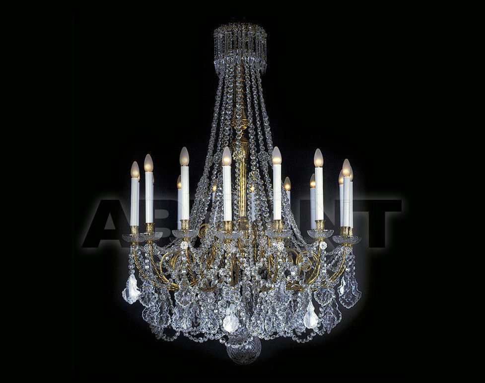 Купить Люстра Badari Lighting Candeliers With Crystals B4-785/16