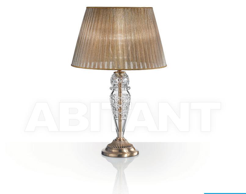 Купить Лампа настольная Possoni Illuminazione Grand Hotel 1898/L-C