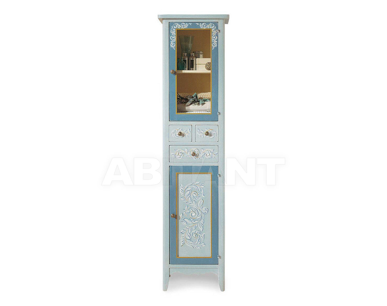 Купить Шкаф для ванной комнаты Tiferno Mobili Dora Collection 7534