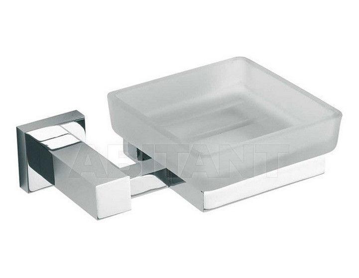 Купить Мыльница Rubinetterie Bandini Armonie Cube 69550000IC