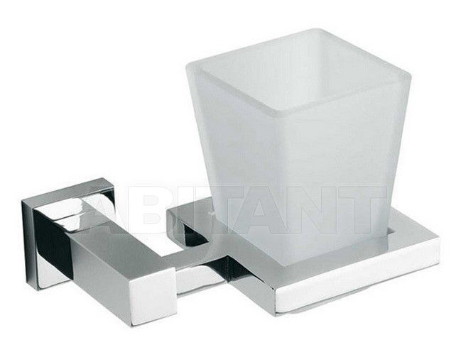 Купить Стаканодержатель Rubinetterie Bandini Armonie Cube 69640000IC