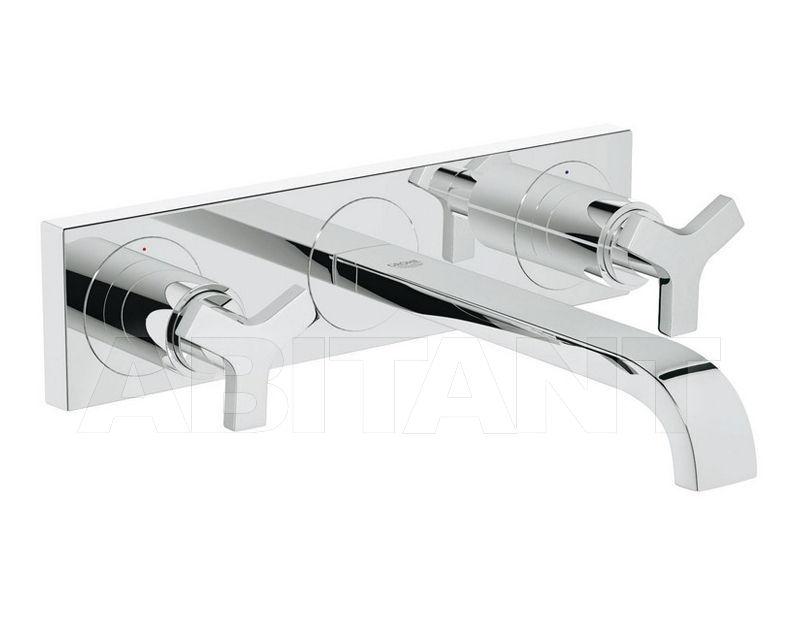 Купить Смеситель настенный Allure Grohe 2012 20 192 000