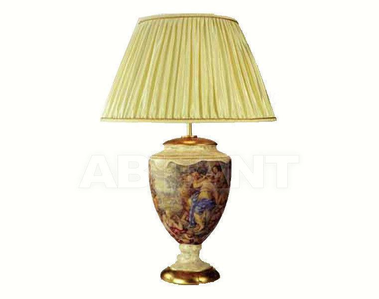 Купить Лампа настольная Sarri Fenice 74732G M92