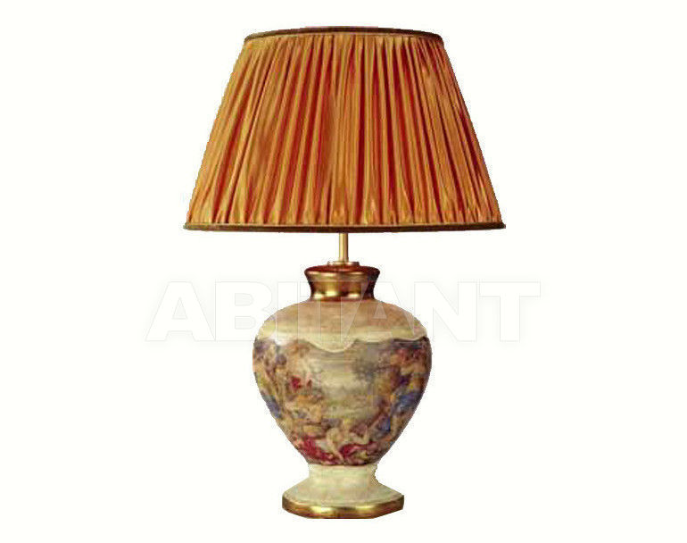 Купить Лампа настольная Sarri Fenice 88732G M49