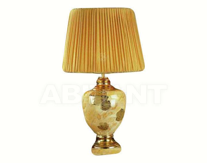 Купить Лампа настольная Sarri Golden Roses 04858G B42