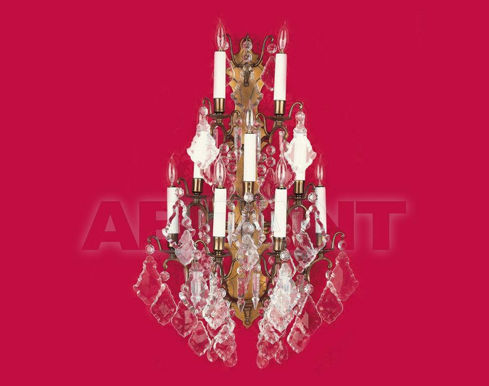 Купить Светильник настенный Badari Lighting Wall Lamps With Crystals A8-009