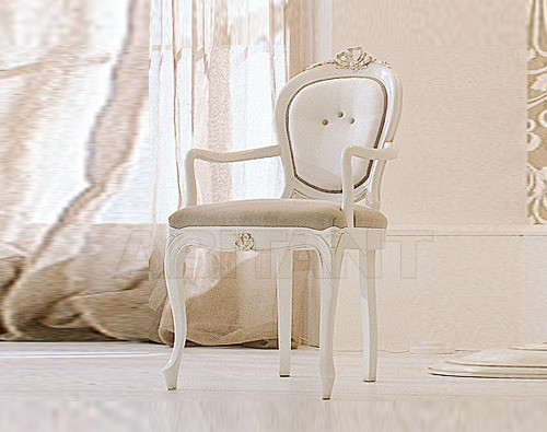 Купить Стул с подлокотниками Frari Design Collezione 2012 FIO300