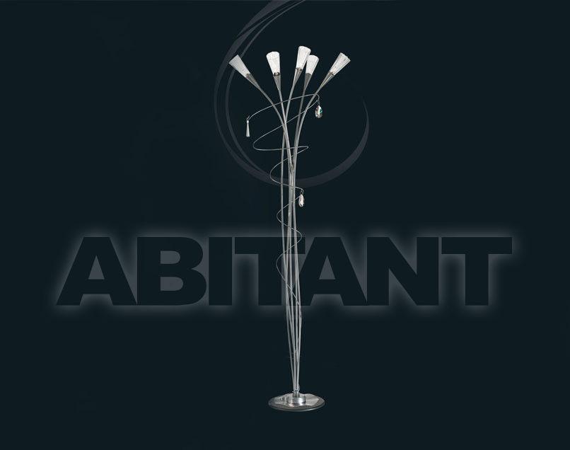 Купить Лампа напольная Masca Sommary 1802/P5* 390 alluminio-ard