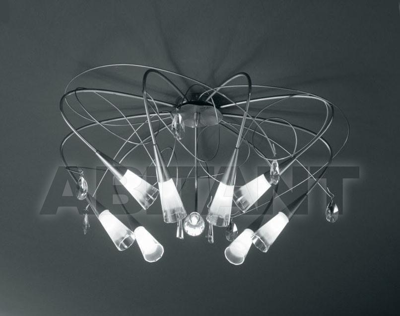 Купить Люстра FLÛTE Masca Sommary 1802/9PL* 399 alluminio