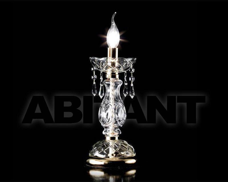Купить Лампа настольная Ciciriello Lampadari s.r.l. Lighting Collection MARIA TERESA T4 lumetto