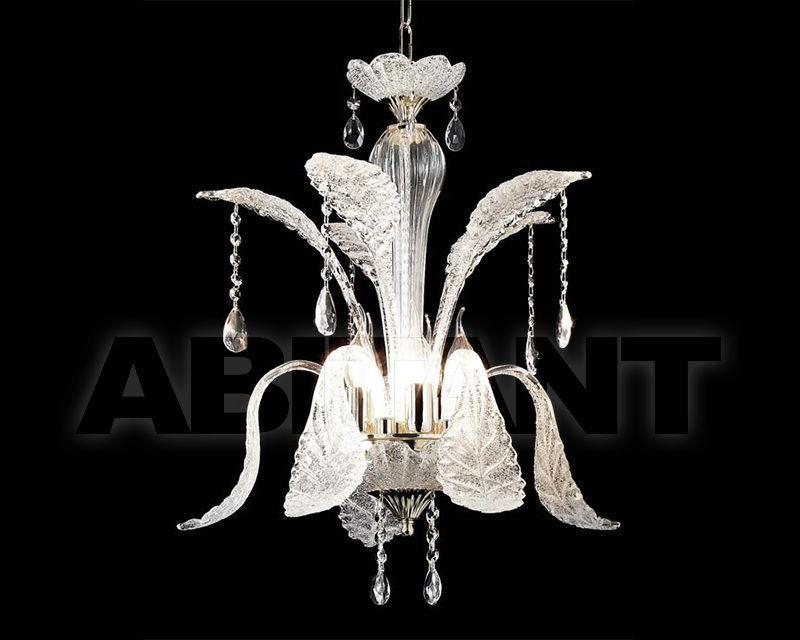 Купить Люстра Ciciriello Lampadari s.r.l. Lighting Collection GOCCIA cristal sospensione 5 luci