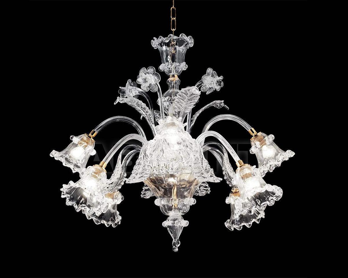 Купить Люстра Ciciriello Lampadari s.r.l. Lighting Collection ARTISTICO cristal lampadario 8 luci