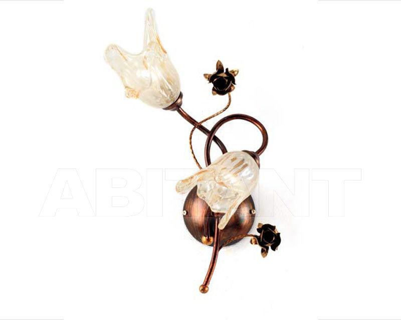 Купить Светильник настенный Ciciriello Lampadari s.r.l. Lighting Collection NOEMI applique 2 luci