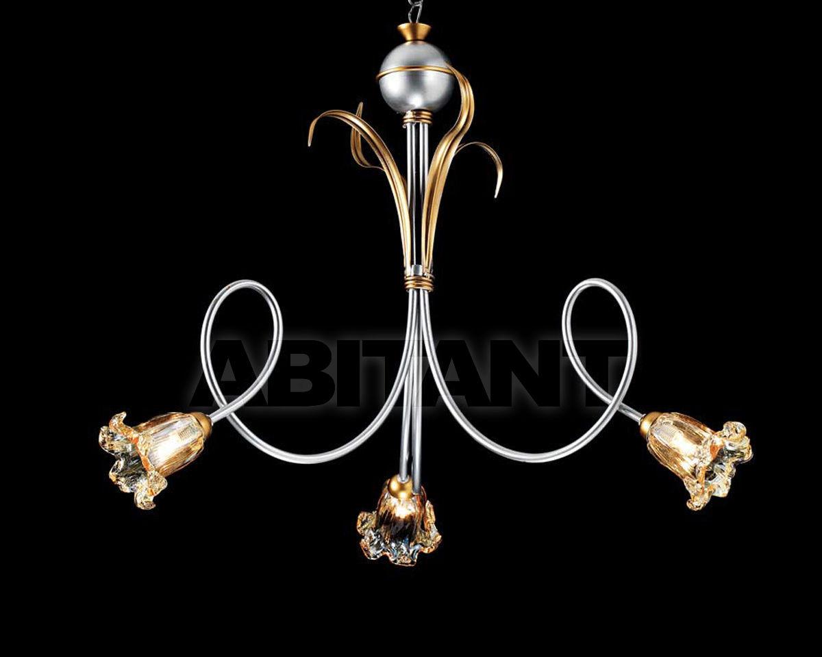 Купить Люстра Ciciriello Lampadari s.r.l. Lighting Collection FIRENZE lampadario 3 luci