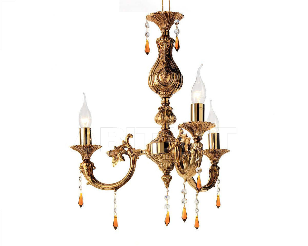 Купить Люстра Ciciriello Lampadari s.r.l. Lighting Collection 531 lampadario 3 luci