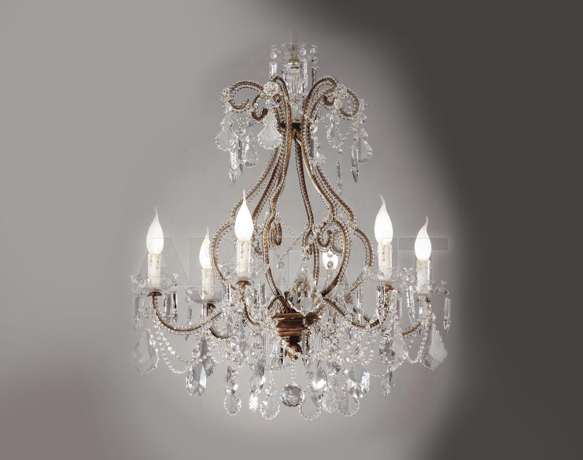 Купить Люстра Tredici Design Tredici Design Collections 1360.6CRA