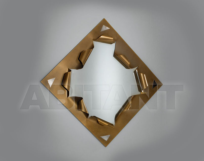 Купить Зеркало настенное  PHOENIX Masca Sommary 1836/SP * bronzo lucido