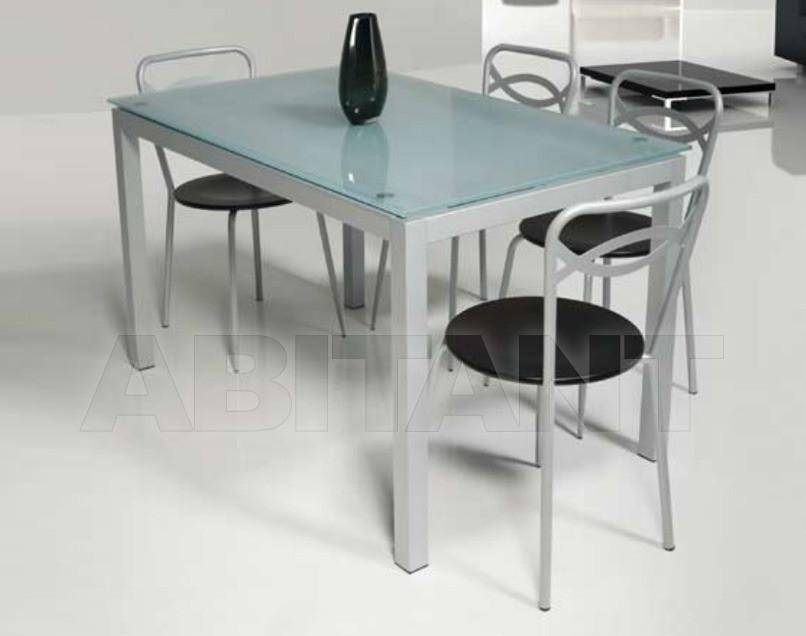 Купить Стол обеденный Di Lazzaro Tavoli Vetro BARBARA - t 56