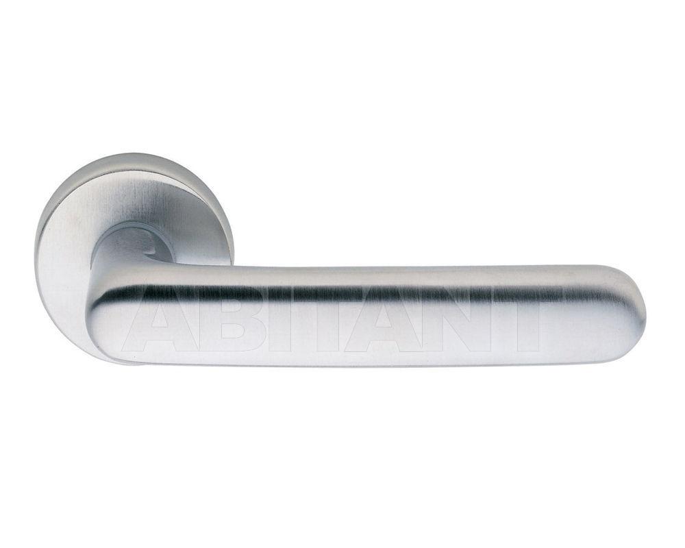 Купить Дверная ручка Valli&Valli 2012 H 1024 R8 chrome satin