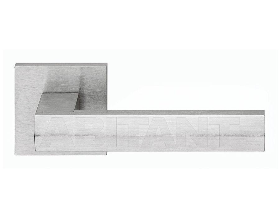 Купить Дверная ручка Valli&Valli 2012 H 1040 R8 chrome satin