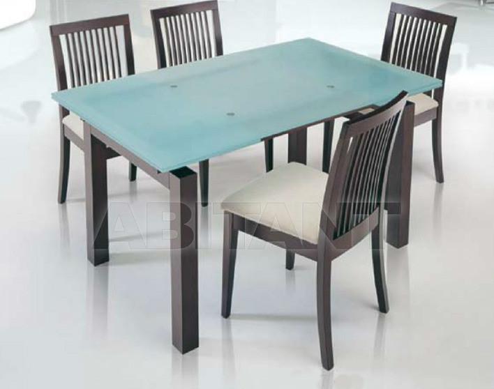 Купить Стол обеденный Di Lazzaro Tavoli Vetro DREAM - t 83
