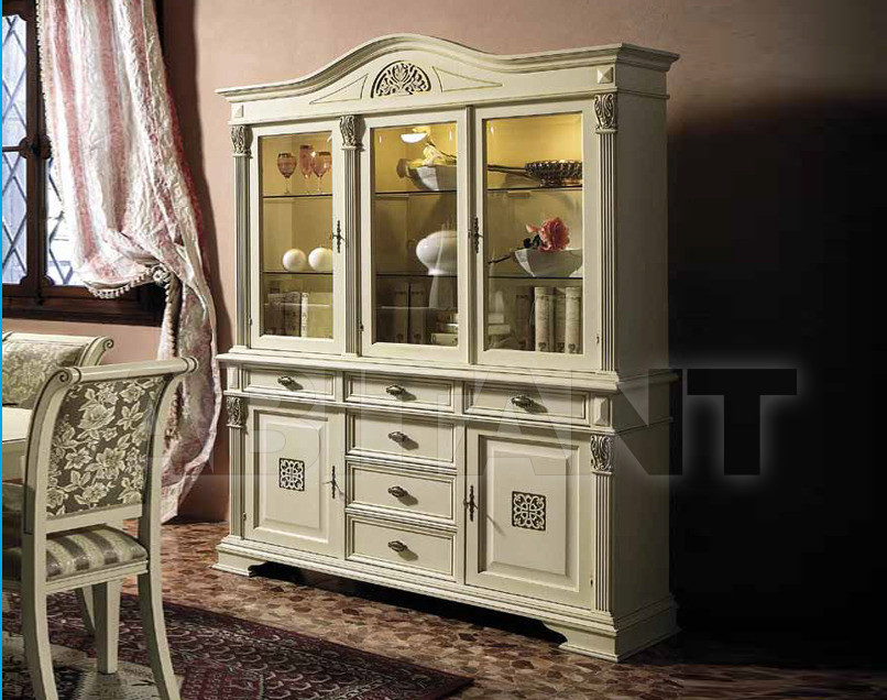 Купить Сервант Claudio Saoncella Puccini 42316+42395