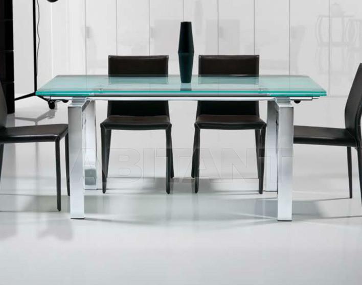 Купить Стол обеденный Di Lazzaro Tavoli Vetro RIGEL - t 200