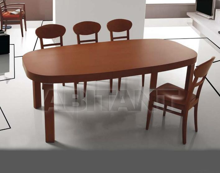 Купить Стол обеденный Di Lazzaro Tavoli Moderni OVALE - t 95