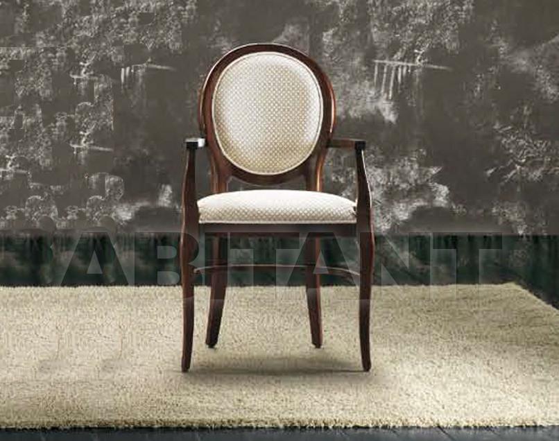 Купить Стул с подлокотниками Modenese Gastone Leondoro ct156