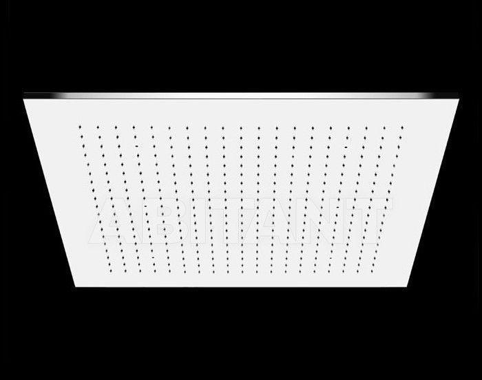 Купить Лейка душевая потолочная QUADRO Gessi Spa Bathroom Collection 2012 32935 238 Mirror Steel