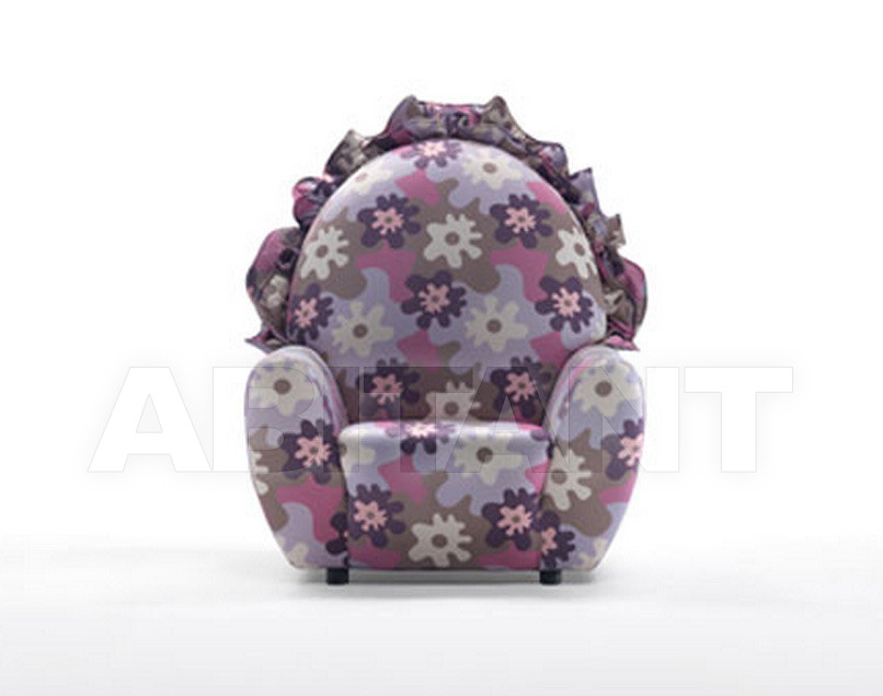 Купить Кресло Meritalia Afra E Tobia Scarpa Settecento Armchair