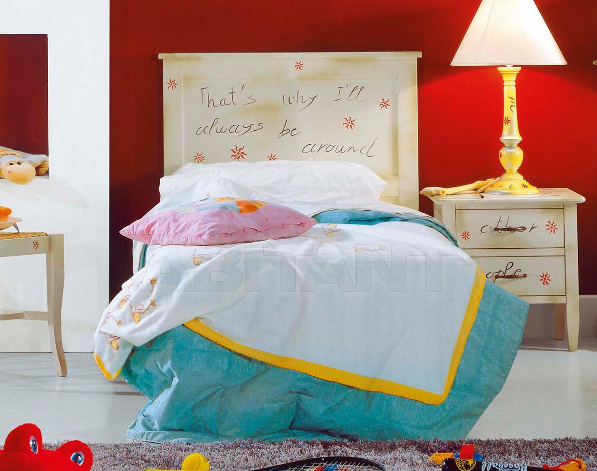 Купить Кровать детская Zanchettin Bedroom Colors H7083