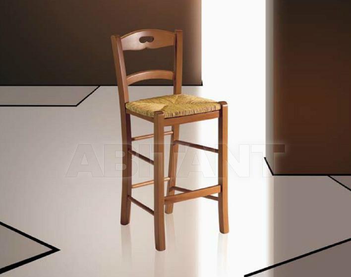 Купить Барный стул Di Lazzaro Sedie E Sgabelli Classici In Legno EMMA sgabello - 460