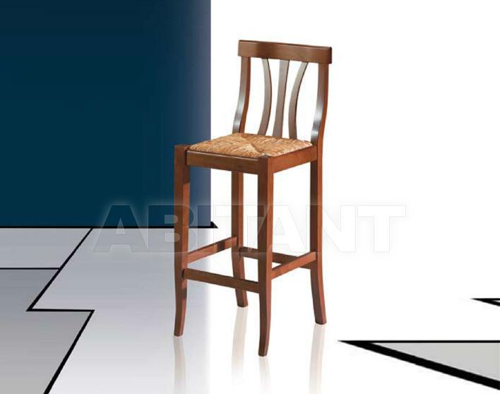 Купить Барный стул Di Lazzaro Sedie E Sgabelli Classici In Legno TOSCA sgabello - 462