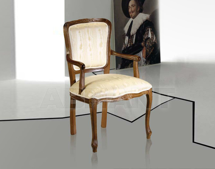 Купить Стул с подлокотниками Di Lazzaro Poltrone Classiche PARIGINA - 126