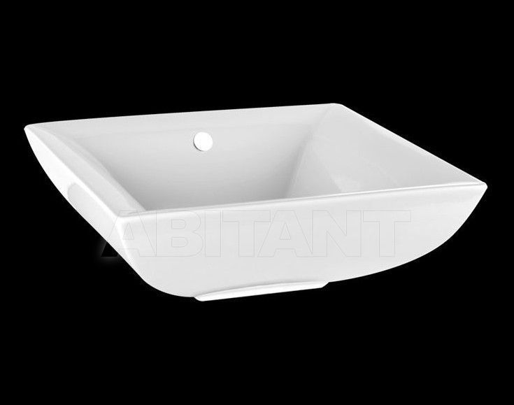 Купить Раковина накладная MIMI Gessi Spa Bathroom Collection 2012 37504 518 White Europe Ceramic