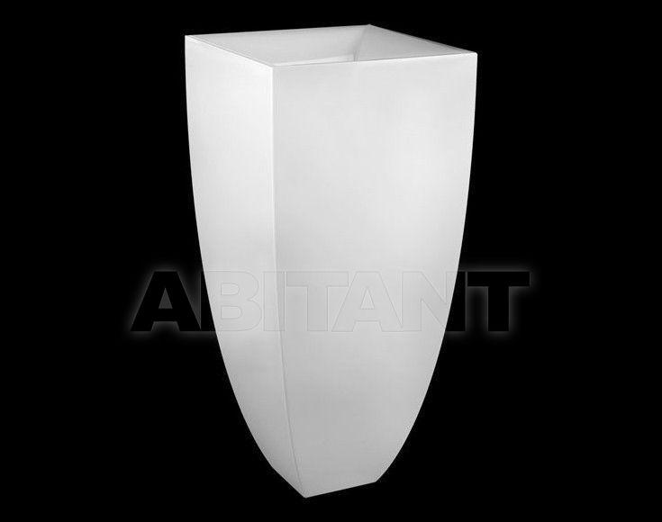Купить Раковина напольная MIMI Gessi Spa Bathroom Collection 2012 37501 517 Ceramilux