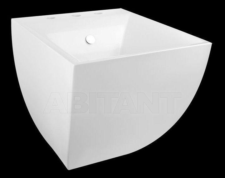 Купить Раковина подвесная MIMI Gessi Spa Bathroom Collection 2012 37519 517 Ceramilux