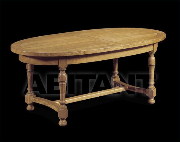 Купить Стол обеденный Domus  Arte Tavoli, Panche E Sedie 187/200B