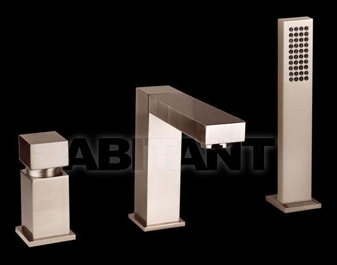 Купить Смеситель для ванны Gessi Spa Bathroom Collection 2012 20038 031 Хром