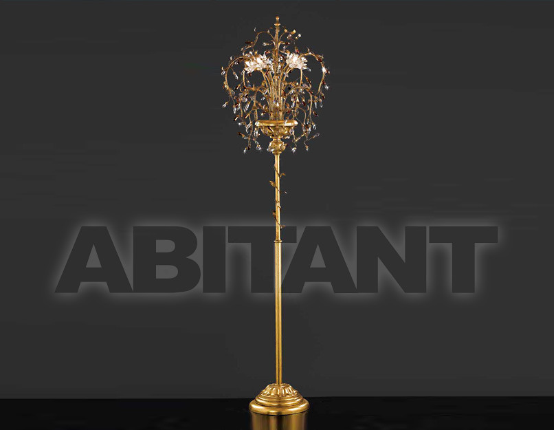 Купить Лампа напольная Artigiana Lampadari Classic 854/LT