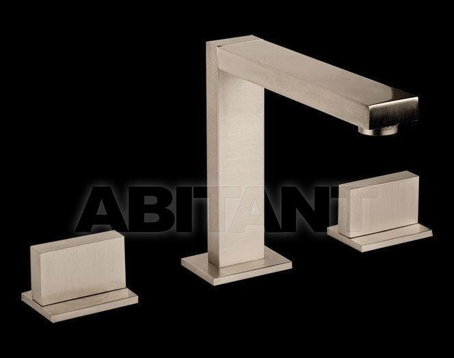 Купить Смеситель для раковины RETTANGOLO T Gessi Spa Bathroom Collection 2012 20402 031 Хром