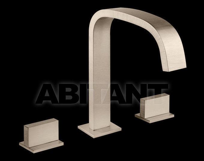 Купить Смеситель для раковины RETTANGOLO T Gessi Spa Bathroom Collection 2012 20426 031 Хром