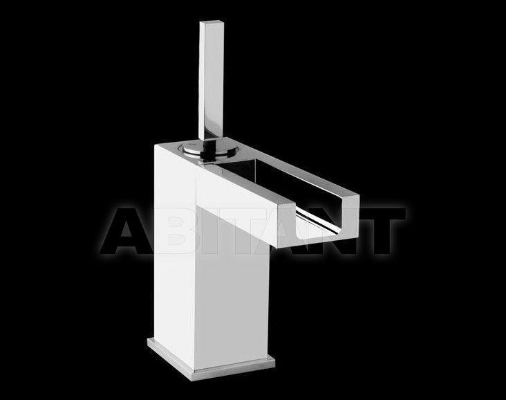 Купить Смеситель для раковины Gessi Spa Bathroom Collection 2012 30901 031 Хром